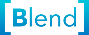 Blend koor Logo